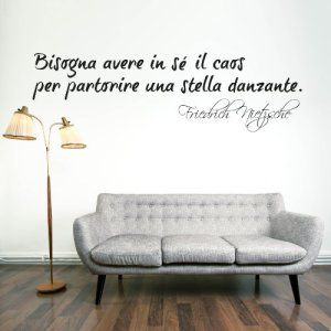 17 meilleures nietzsche citations sur pinterest for Autocollant mural texte
