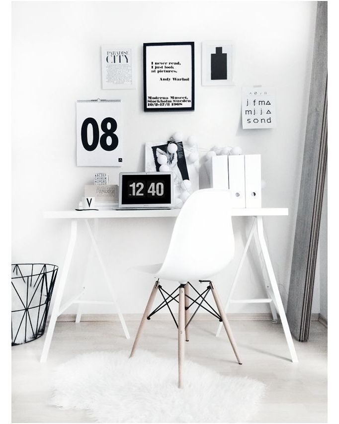 The 25 best White office ideas on Pinterest White office decor