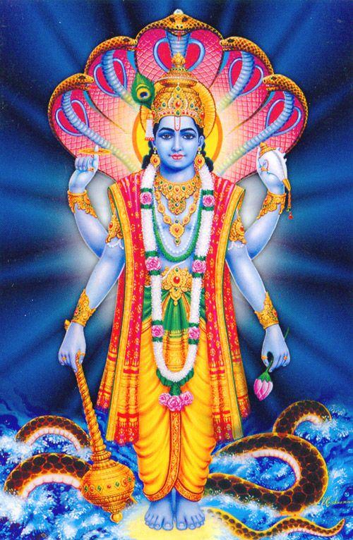 Maha Vishnu