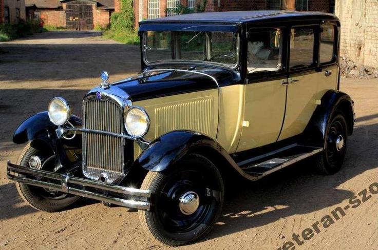 Citroen C4G 1932