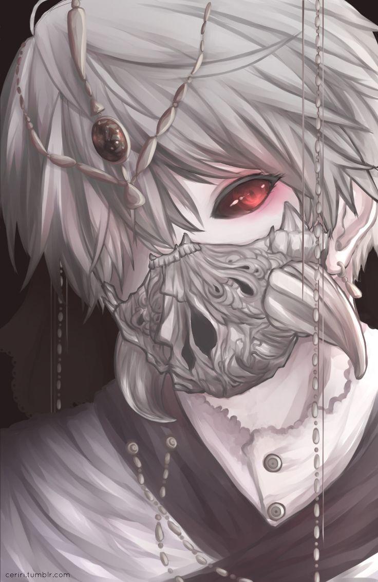 Ken Kaneki. Tokyo Ghoul Re