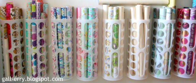 Day #30: Organizing with plastic bag holder and other fun stuff | OrganizingMadeFun.com