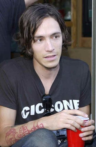 Brandon Boyd - Incubus. Easily the sexiest man on this planet!