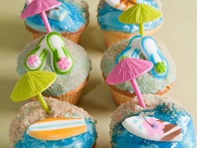 Deze heerlijke vanille cupcakes komen rechtstreeks uit de keuken van Carlo's Bakery in Hoboken.