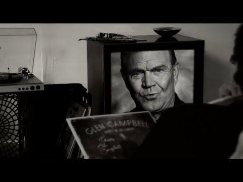 ▶ Glen Campbell - Ghost On The Canvas -written when he was walking through Alzheimer's disease
