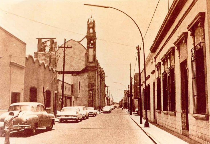 Templo de nuestra señora del Refugio. Guadalajara Jalisco.