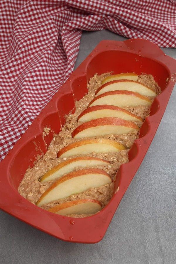 [Frühstück] Apfel-Zimt-Brot nach Sophia Thiel Fitness Sweet Kochbuch – Zitrusfrüchte
