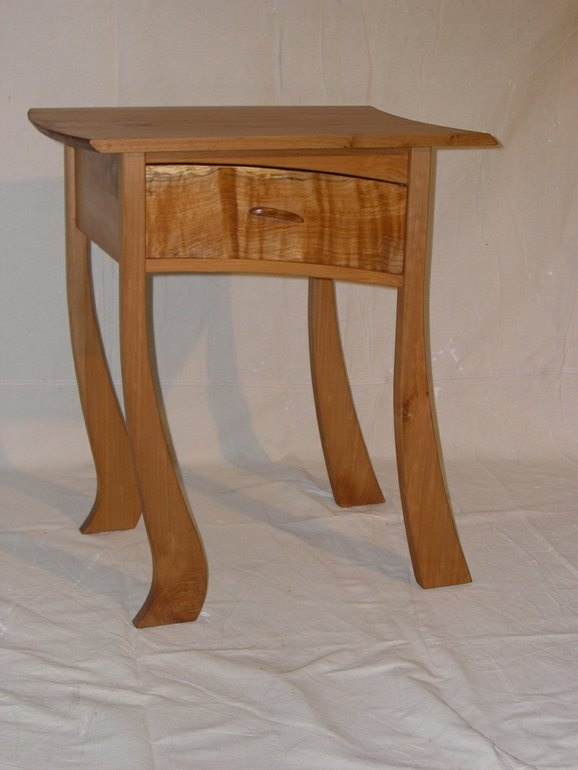Wood you Dance End Table