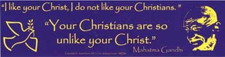 I Like your Christ