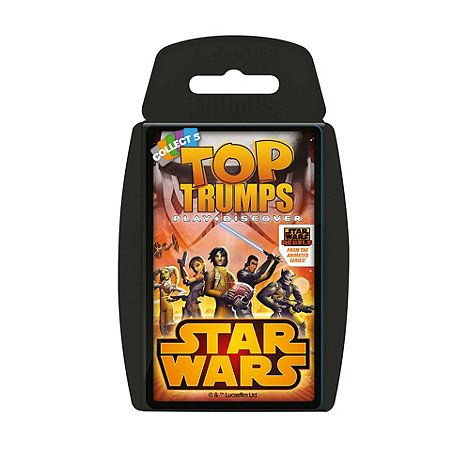 Star Wars Top Trumps | Debenhams