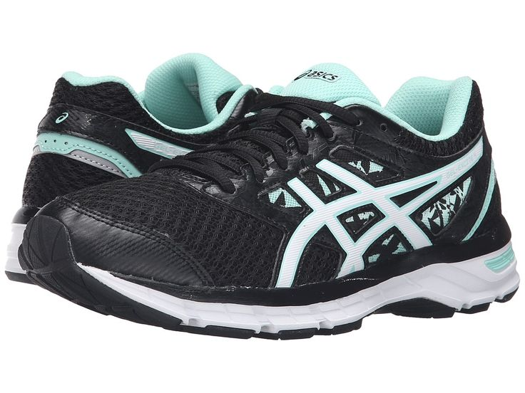 ASICS Gel-Excite(r) 4 Women's Running Shoes Black/White/Mint