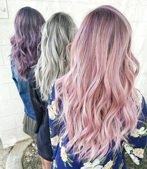 Die besten 25+ Haarfarben Ideen auf Pinterest | Winter ...