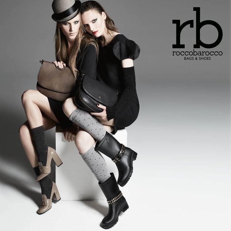 Le borse e le scarpe per gli #outfit più #trendy e #fashion del momento le trovi solo da #Miriade. Vieni a scoprire la collezione fall-winter 2016 firmata #rb di #roccobarocco a prezzi eccezionali. Cerca il negozio più vicino a te al http://www.miriadespa.it/stores.html