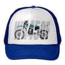 2013 WR450F TRUCKER HAT