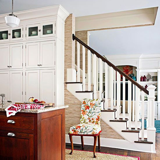 1000+ Ideas About Open Staircase On Pinterest