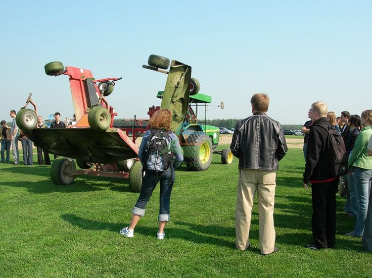 Edukujemy studentów z Uniwersytetu Przyrodniczego. Więcej o współpracy: http://www.grasslandfarms.pl