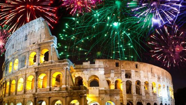 Rome New Years Eve