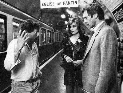 Frantic, Roman Polanski