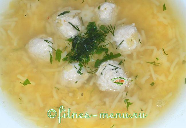 куриный суп с чечевицей
