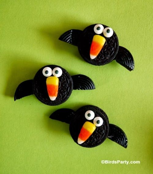 Party Printables | Party Ideas | Party Planning | Party Crafts | Party Recipes | BLOG Bird's Party: Halloween Party Ideas: 10 Cute & Fun Tre...