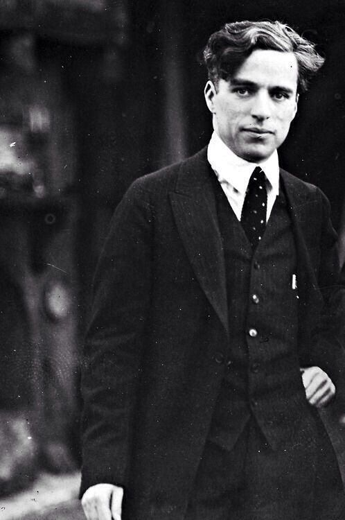 I love tragedy, because there are always beautiful things at the bottom of the tragedy. -Charlie Chaplin
