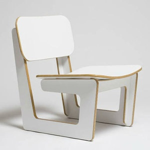Wildly Chic Contemporary Furniture Capital Chair White  by ARRé Design AgencyAssorted Seats, Arré Design, Contemporary Furniture, Fab Com, Design Agency, Design Capitals, Capitals Chairs, Chairs White, Nice Chairs