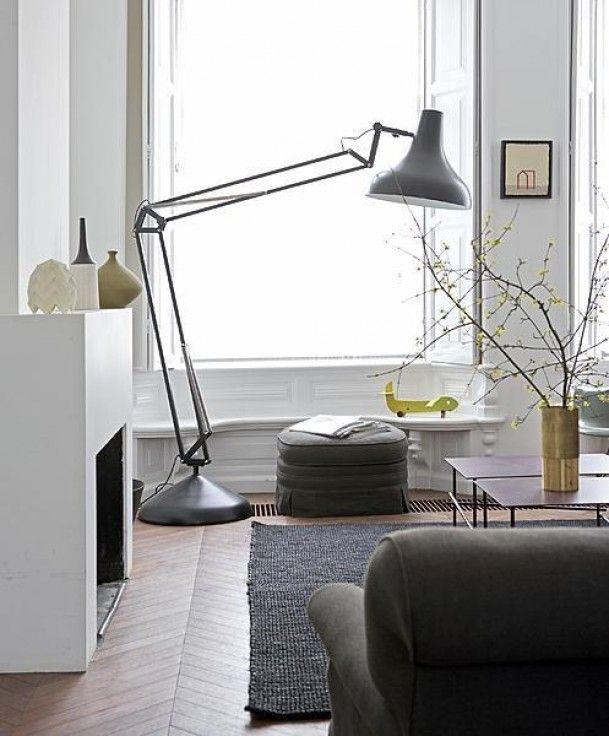 vtwonen, oversized lamp