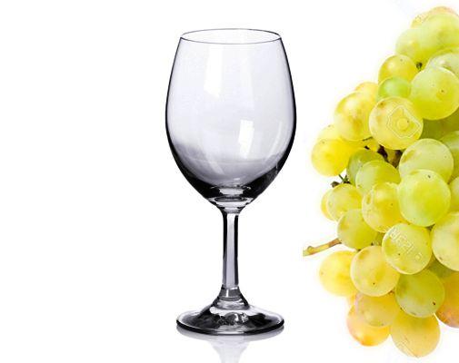 """Набор бокалов для белого вина UFT White wineglass 190 мл (6 шт) к Новому году и рождеству: продажа, цена в Одессе. бокалы и фужеры от """"МОБИОПТОМ.КОМ.ЮА - ГАДЖЕТЫ ДЛЯ ВСЕХ, НИЗКАЯ ЦЕНА"""" - 201135848"""
