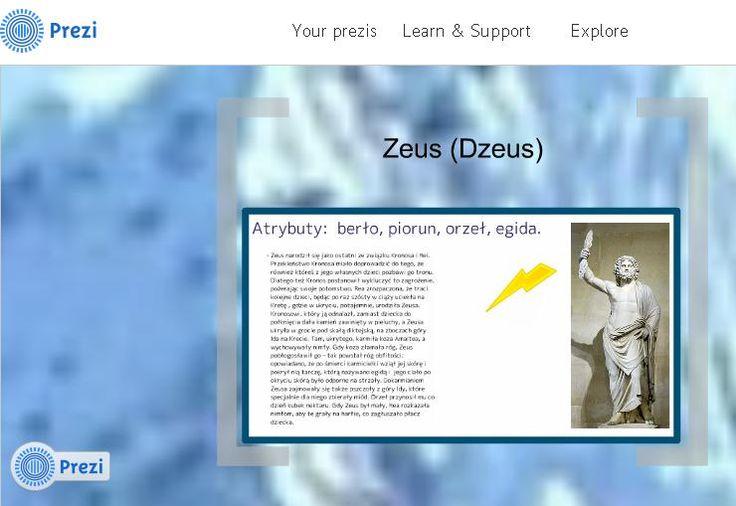 Bogowie greccy to temat znany wszystkim uczniom. Nic więc dziwnego, że stał się pomysłem na projekt w Szkole Podstawowej w Piszu, gdzie uczy pani Edyta Kluczewska. Przeczytajcie więcej o działaniach, które podjęli uczniowie pani Edyty: http://szkolazklasa2012.ceo.nq.pl/dokument_widok?id=6989