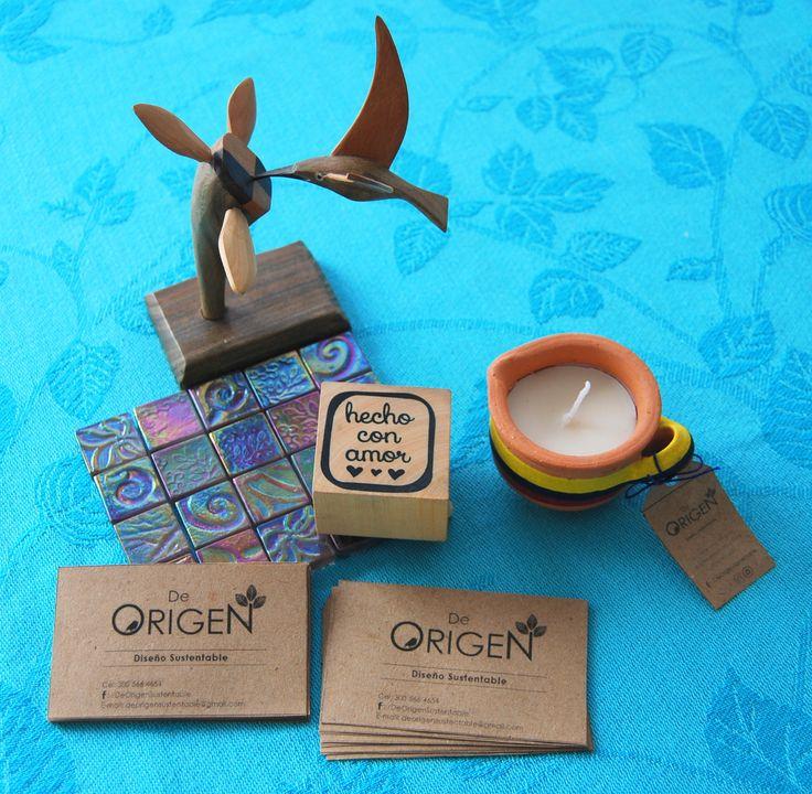 Materiales De Origen