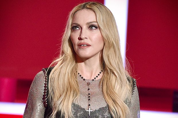 Leave Madonna's age out of it: Nobody gets a free pass to grope at will