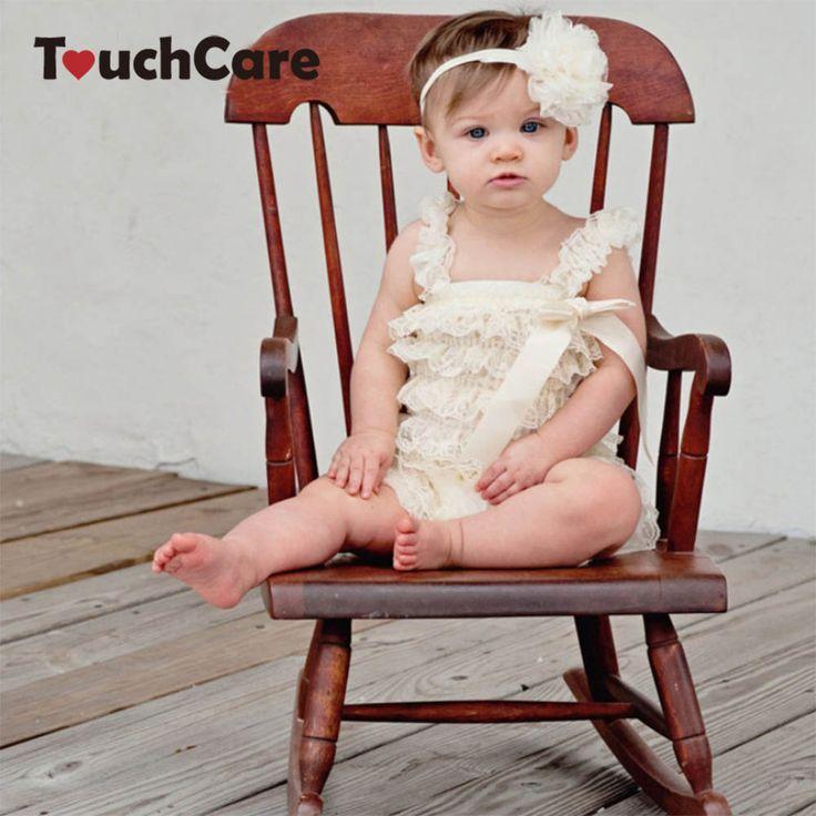 Kant Ruche Pasgeboren Baby Romper Kleurrijke Bandjes Strik Baby Pasgeboren Kleding Peuter Meisjes Kostuum Mouwloze Zomer Bebe