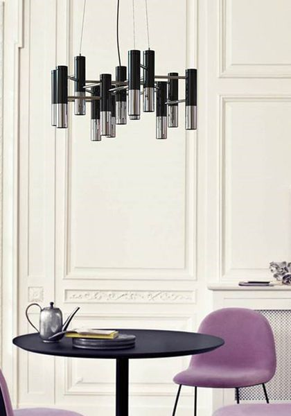Ike modern suspension lamp
