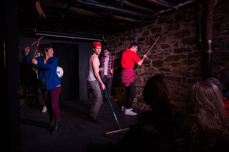 Annoyance Theater Moves Brooklyn Into Comedy Theater Scene - NYTimes.com