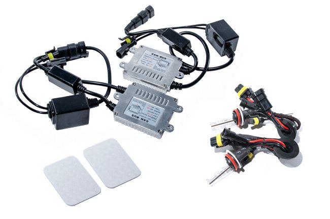 CC Fog Light HID Conversion Kit- 6000K