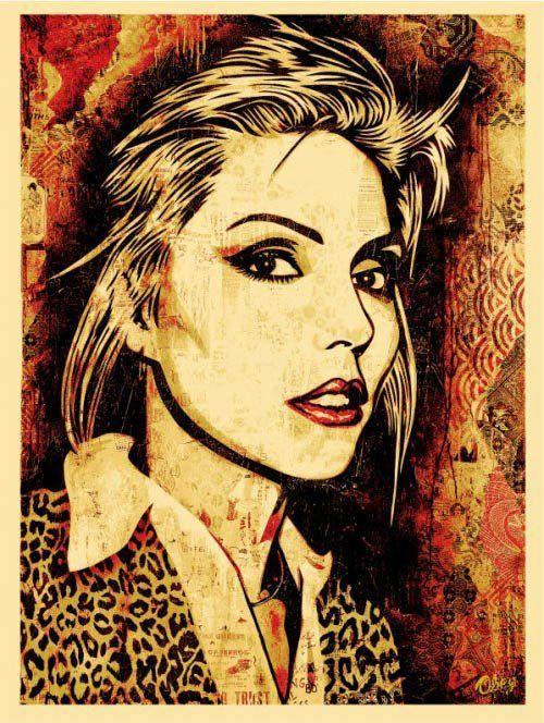 97 best SF / Obey / Art / Streetart images on Pinterest   Urban art ...