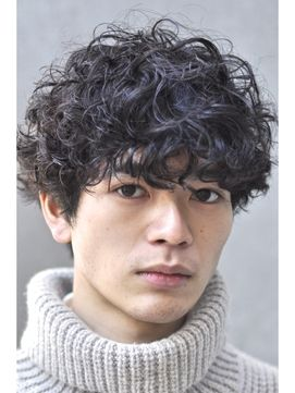 haircut styles for guys フィフス fifth fifth 秋冬イチオシ 215 マッシュリッジパーマ 髪型 5195