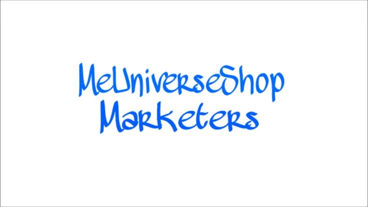 #Marketers send your resume at webmaster@me-universe-shop.org and visit our website: MeUniverseShop