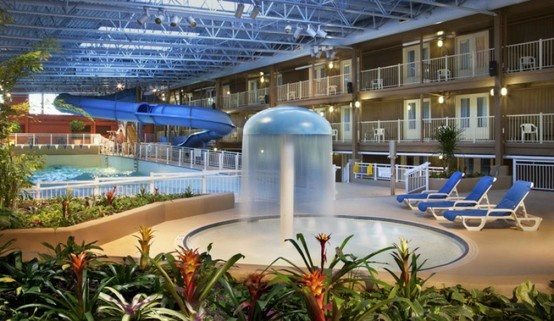 Ottawa's Travelodge in the west end. Great conference centre and features a huge pool / water park for the whole family.