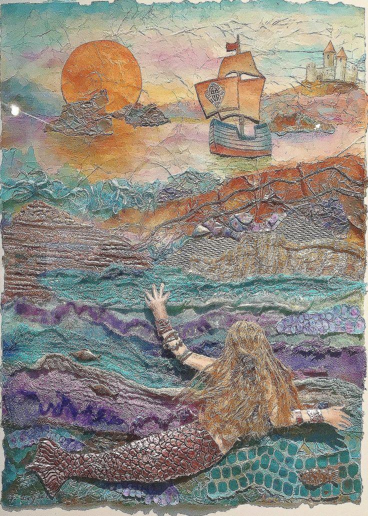 Janet Argent, The Little Mermaid