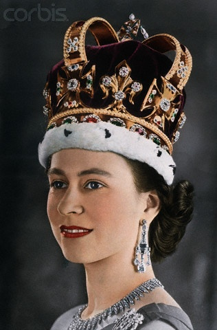 Queen Elizabeth II (Elizabeth Alexandra Mary) (1926 ...