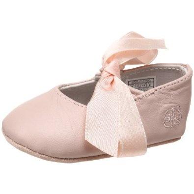 Amazon.com: Ralph Lauren Layette Briley Ballerina Flat (Infant/Toddler): Shoes
