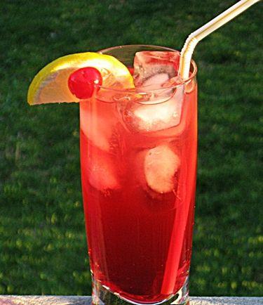 Limoncello, Cranberry juice and Sour mix on Pinterest