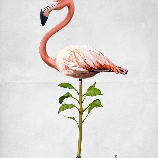 Planted art | decor | wall art | inspiration | animals | home decor | idea | humor | gifts