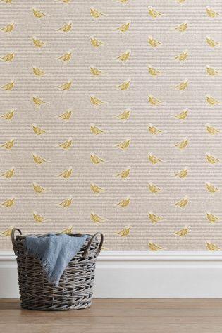 Buy Retro Birds Wallpaper from the Next UK online shop