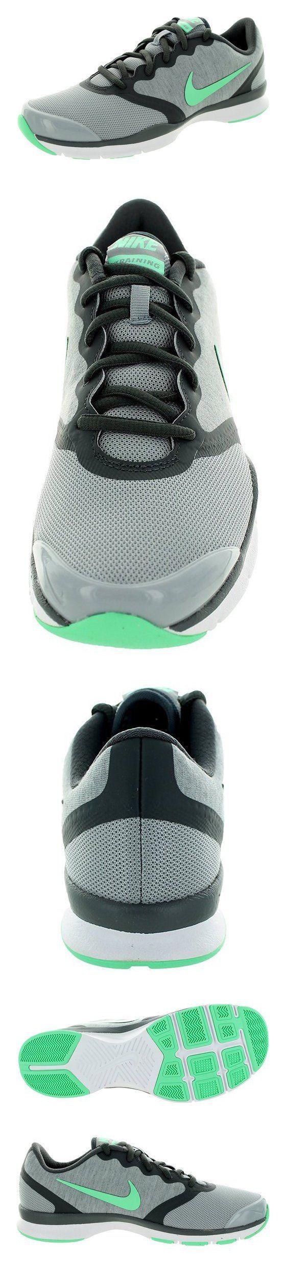 $99.97 - New Nike Women's In Season TR 4 Cross Trainer Grey/Green Glow 7 #shoes #nike #2013