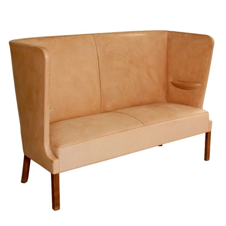 17 Best Images About Mid Century Leather Seating On