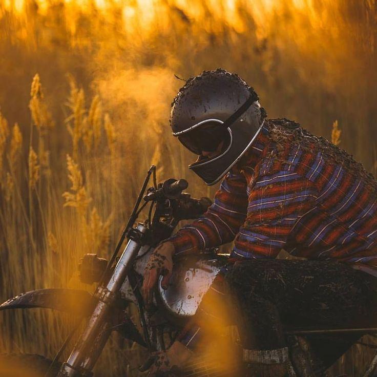 SA1NT - Do you like Scramblers? #motorcycles #scrambler #motos   caferacerpasion.com