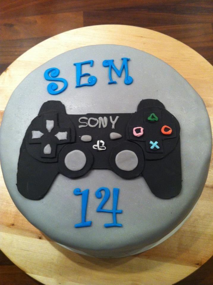 PS taart.
