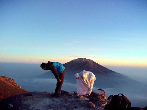 Subhanallah   What an amazing place to pray